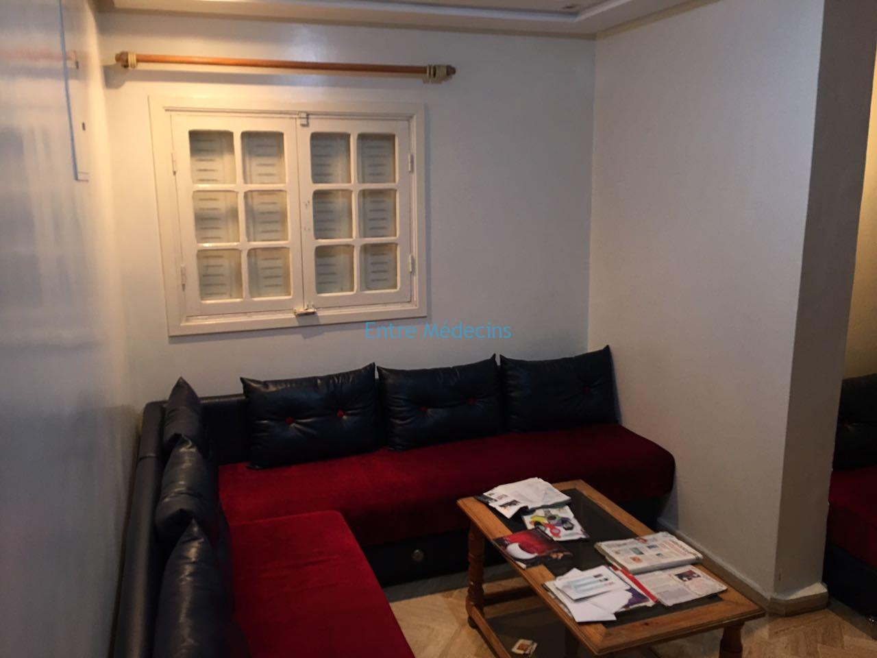 vente cabinet medecin mohammedia quip entre m decins. Black Bedroom Furniture Sets. Home Design Ideas